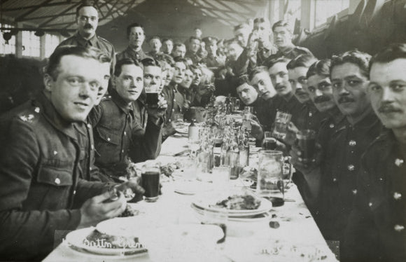 4th Battalion Grenadier Guards, Christmas Day, 1914