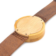 Casual Retro Wooden Watch