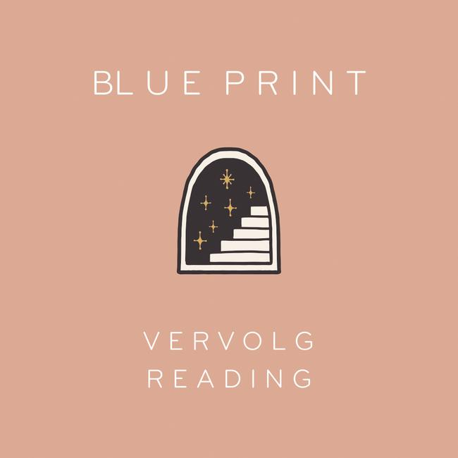 BLUE PRINT - VERVOLG READING