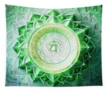 Load image into Gallery viewer, Anahata Chakra - Tapestry