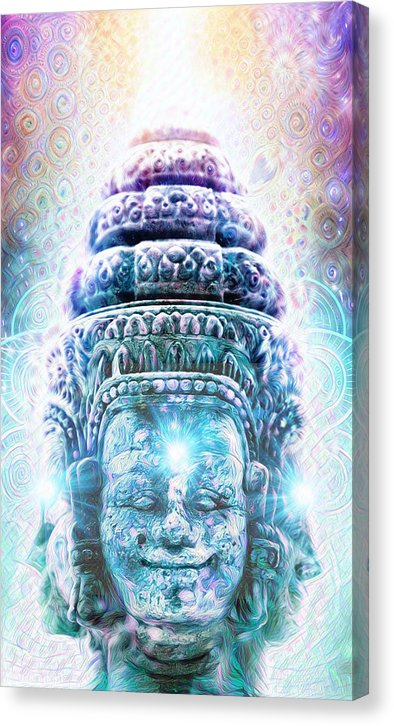 Avalokitesvara - Canvas Print