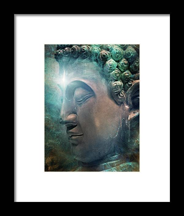 Awakening into Eternity - Framed Print