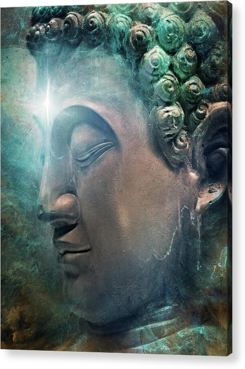 Awakening into Eternity - Acrylic Print