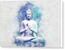 Load image into Gallery viewer, Buddha - Canvas Print