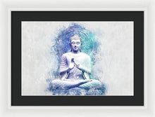 Load image into Gallery viewer, Buddha - Framed Print