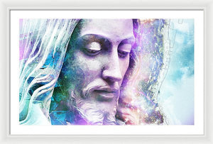 Cosmic Christ - Framed Print
