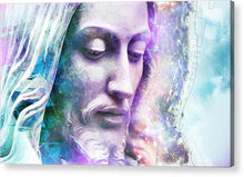 Load image into Gallery viewer, Cosmic Christ - Acrylic Print