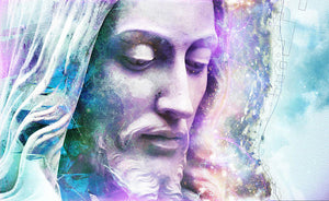 Cosmic Christ - Art Print