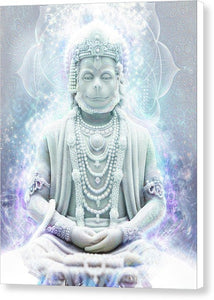 Cosmic Hanuman - Canvas Print