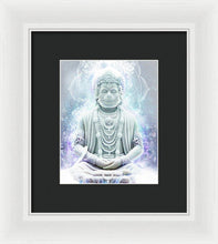 Load image into Gallery viewer, Cosmic Hanuman - Framed Print