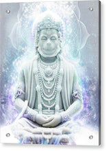 Load image into Gallery viewer, Cosmic Hanuman - Acrylic Print