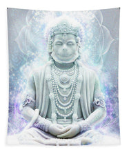 Load image into Gallery viewer, Cosmic Hanuman - Tapestry