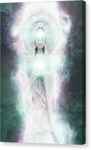 Load image into Gallery viewer, Cosmic Quan Yin - Canvas Print