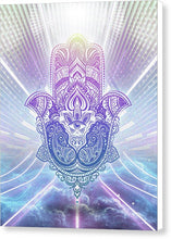 Load image into Gallery viewer, Hamsa - Canvas Print