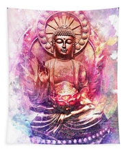 Load image into Gallery viewer, Lord Buddha - Tapestry