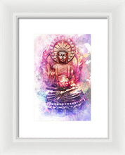 Load image into Gallery viewer, Lord Buddha - Framed Print