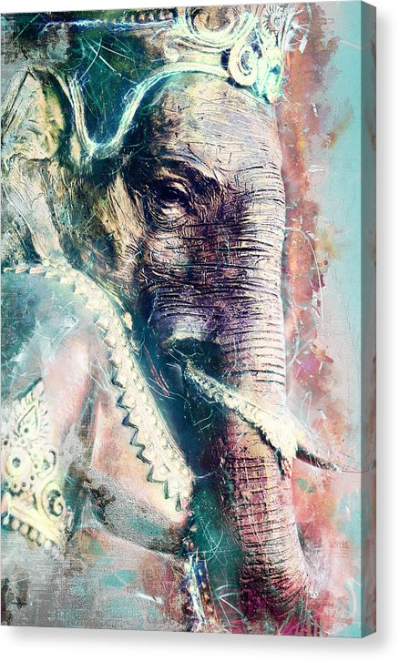 Lord Ganesha - Canvas Print