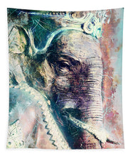 Load image into Gallery viewer, Lord Ganesha - Tapestry