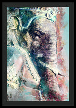 Load image into Gallery viewer, Lord Ganesha - Framed Print