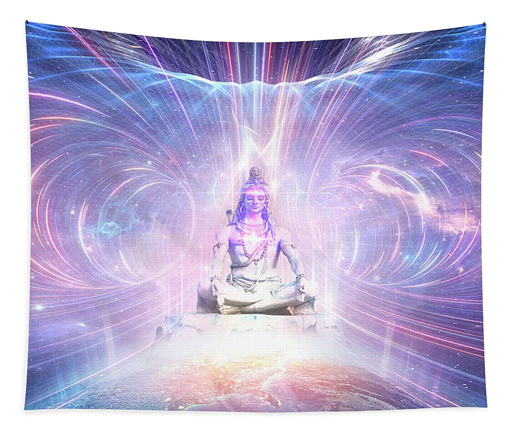 LORD SHIVA The Eternal Realm - Tapestry