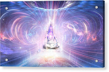 Load image into Gallery viewer, LORD SHIVA The Eternal Realm - Acrylic Print