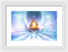 Load image into Gallery viewer, The Sacred Communion - Framed Print