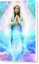 Load image into Gallery viewer, Virgin Mary - Canvas Print