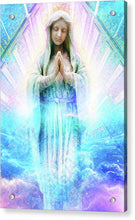 Load image into Gallery viewer, Virgin Mary - Acrylic Print