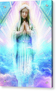 Virgin Mary - Acrylic Print