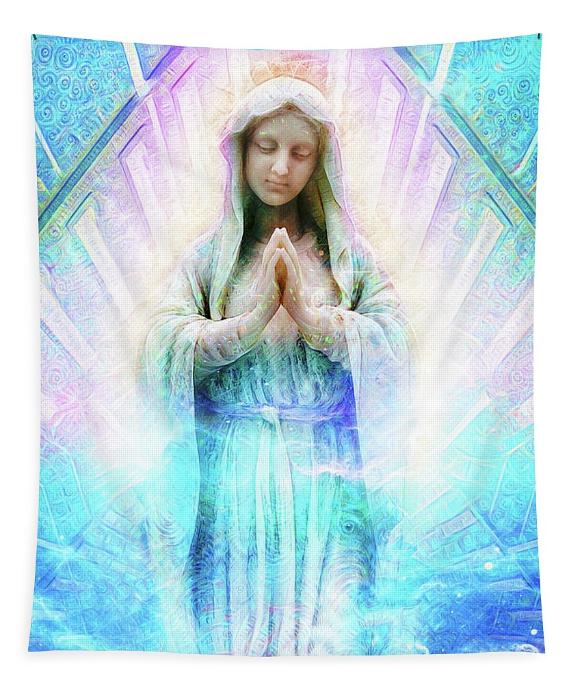 Virgin Mary - Tapestry