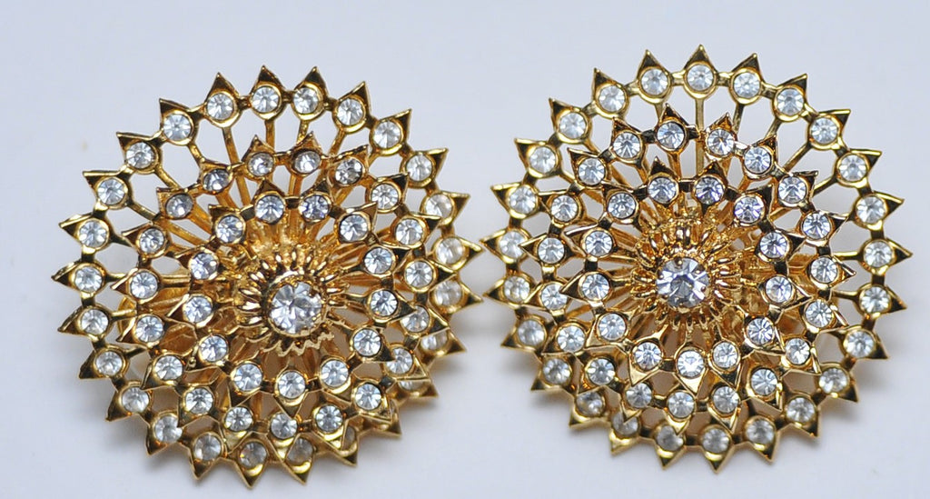 EL-Thurayya strass earrings DG