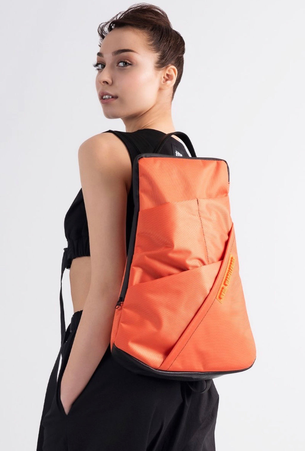 The geometrical backpack