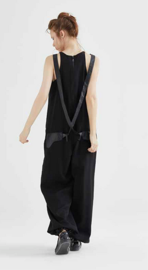 The laces jumpsuit