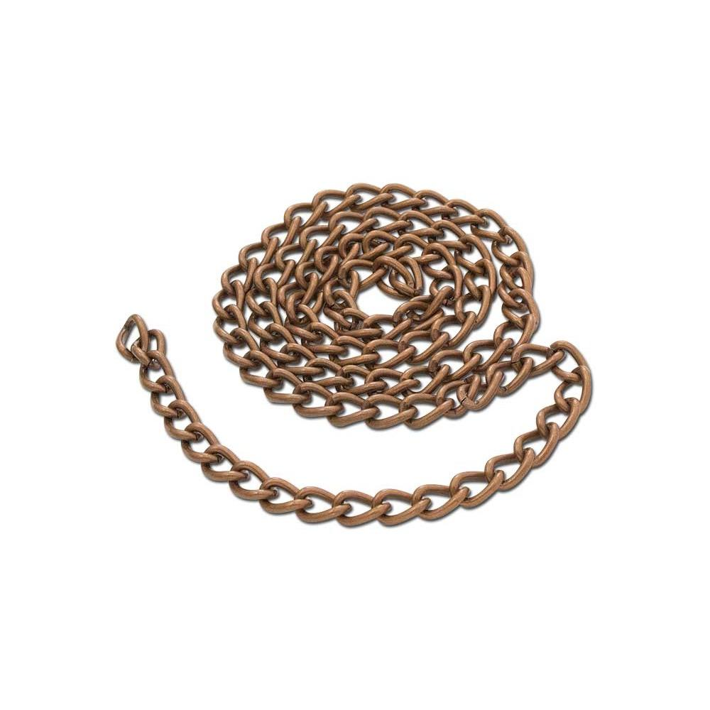 "Nickel Free Steel Chain 2.5 Mm X 36"" (2.5 X 914 mm)"