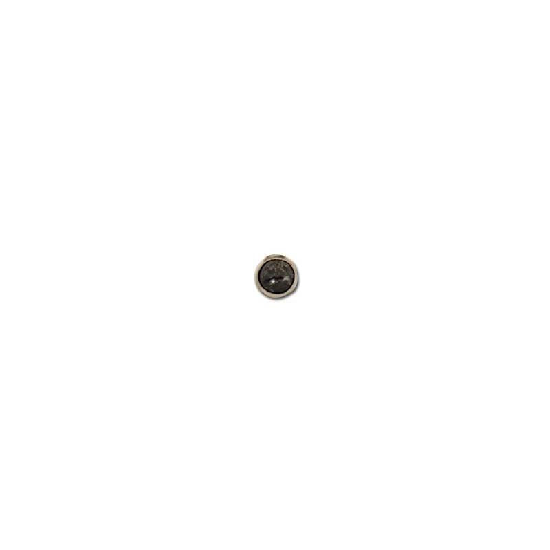 Synthetic Stone Rivets Dome Nickel Free 10 Pack