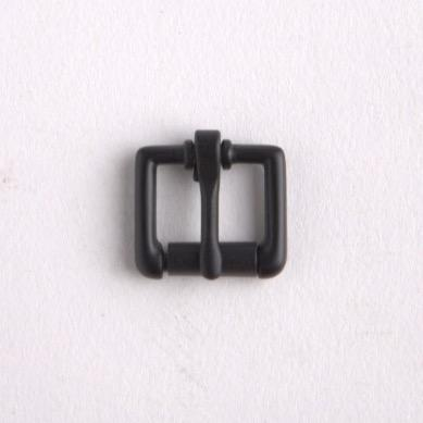 Roller Strap Buckle 1/2 In Black/Nf