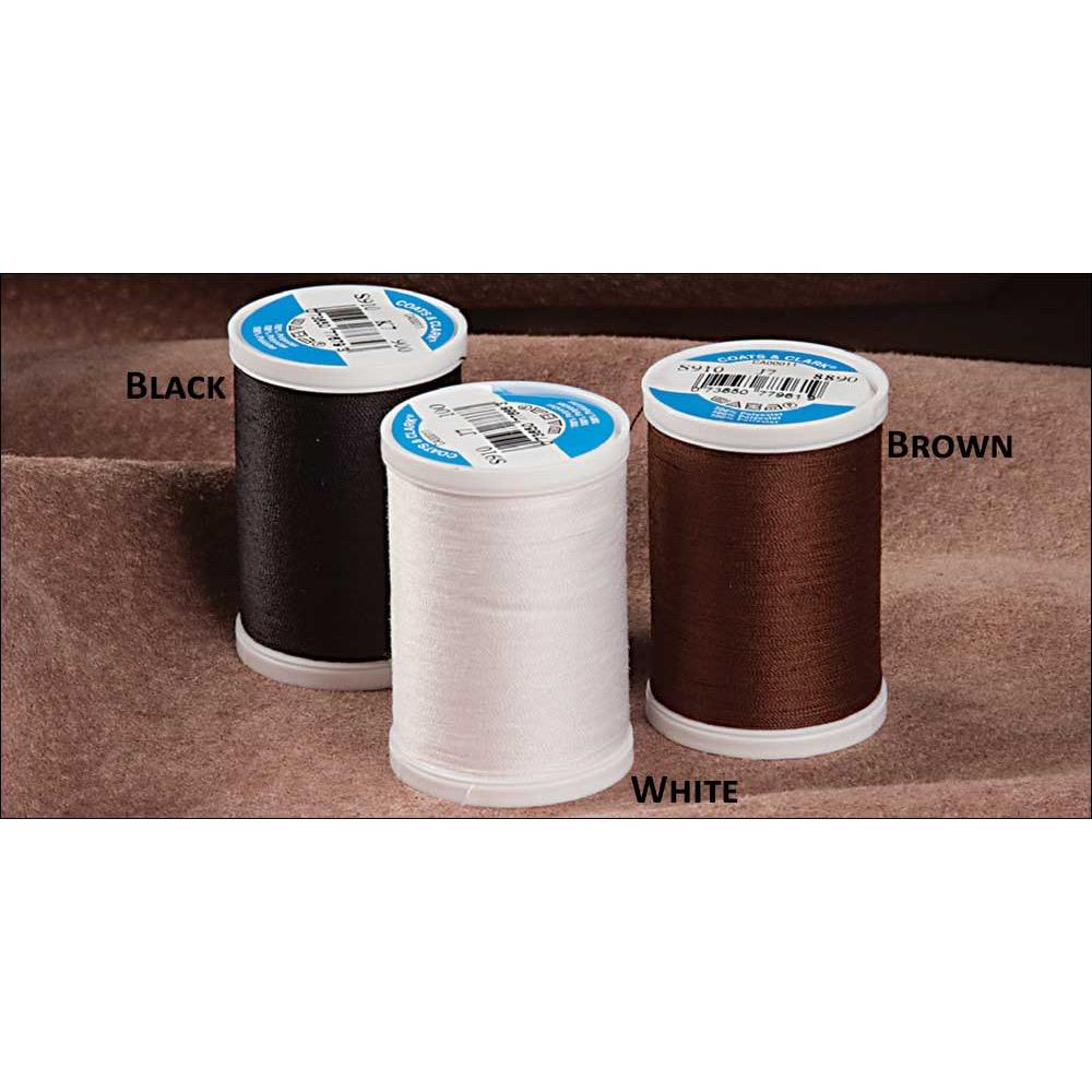 C & C Polyester Thread 250 Yd Spool (229 m)