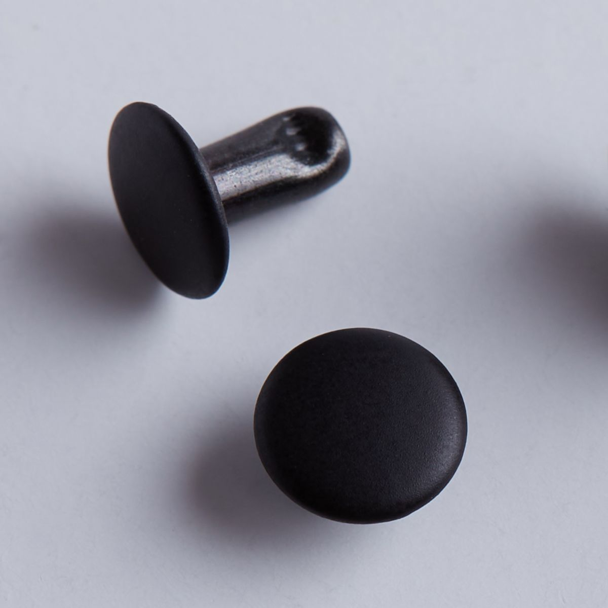 Steel Double Cap Rivets