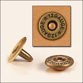 Shotgun Shell Rivets 30 Pack