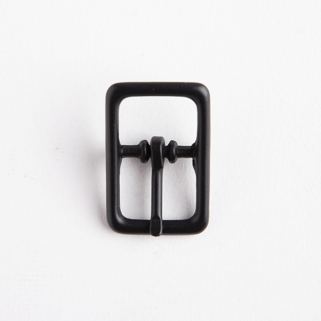 Center Bar Buckle 5/8 In Black/Nf
