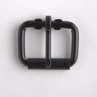 Roller Buckle 1-1/4 In Black/Nf
