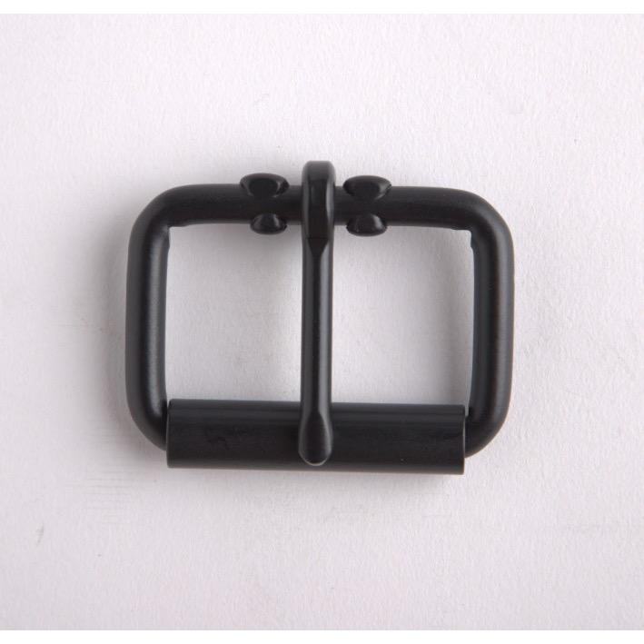 Roller Buckle 1-3/4 In Black/Nf