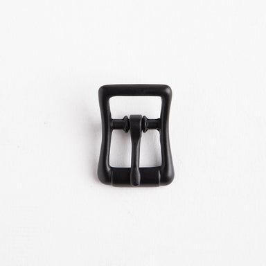 Strap Buckle 1/2 In Black/Nf