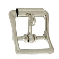 All Purpose Strap Buckles With Locking Tongue-Nickel