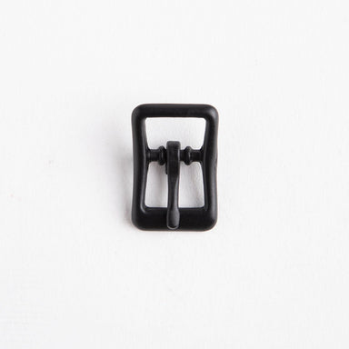 Strap Buckle 3/8 In Black/Nf