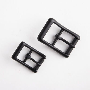 Roller Buckle Cbar  1 In Black/Nf