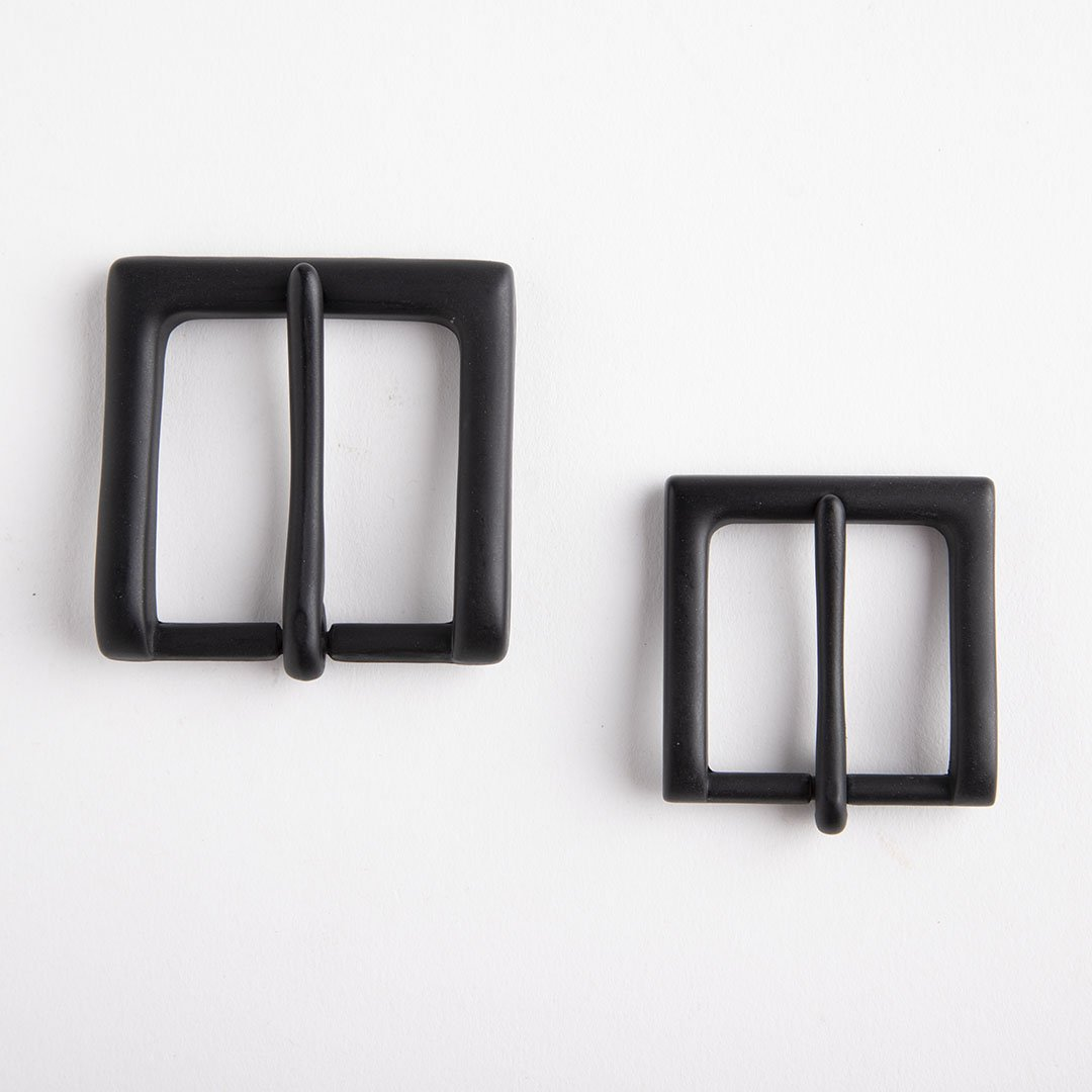 Bandera Buckle 1-1/2 In Black/Nf
