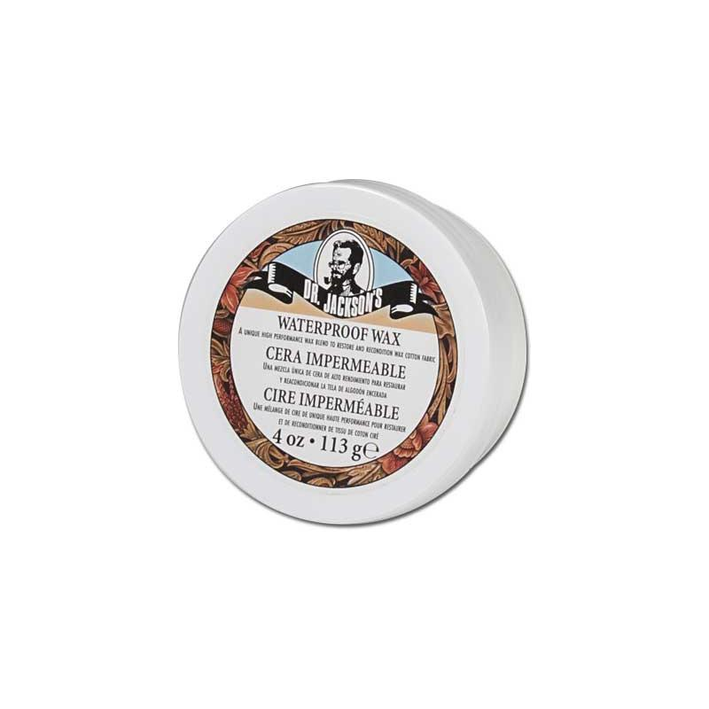 Dr. Jackson's Waterproof Wax 4 Oz. (113 g)