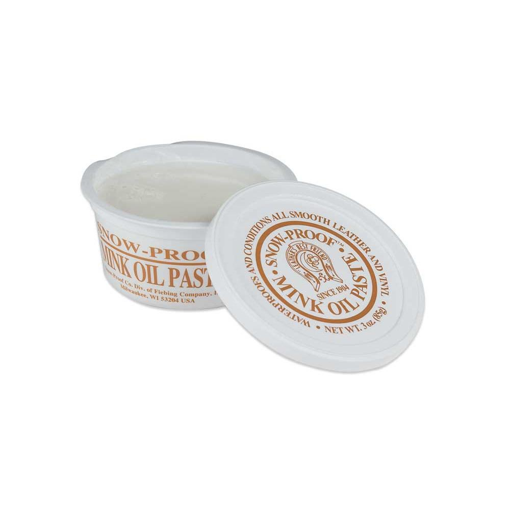 Fiebing's Snow Proof Mink Oil Paste 3 Oz