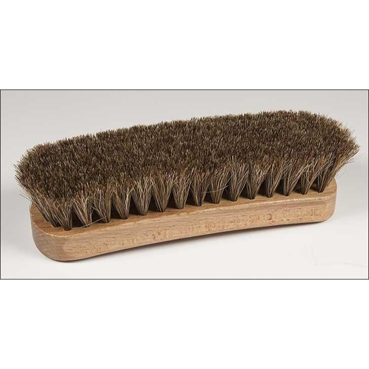 Horsehair Buffing Brush